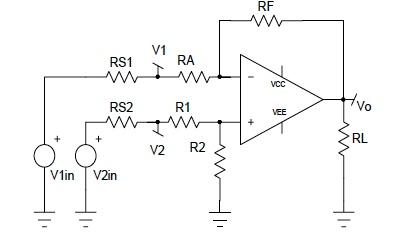 IC Op Amp Errors: Figure 2