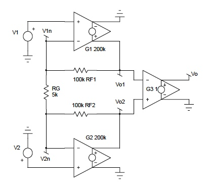 IC Op Amp Errors: Figure 3