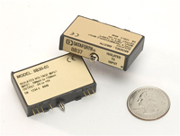 miniature analog signal conditioner