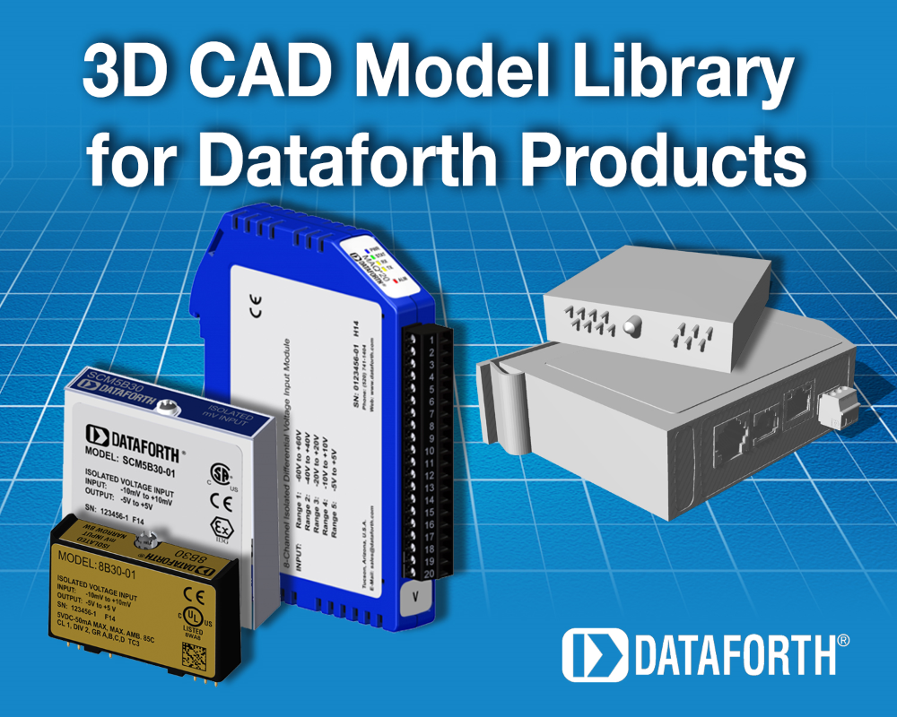 Dataforth - CAD Models