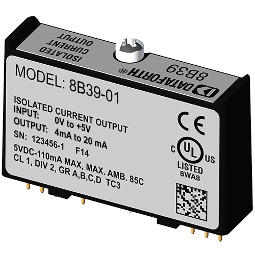 Current Output Module