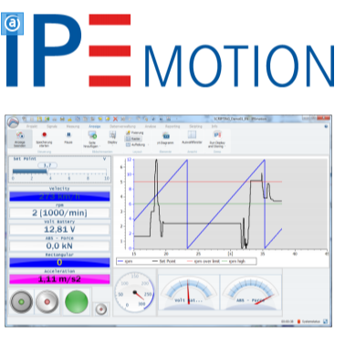 MAQ20-955: IPEmotion PID Control Module Software for MAQ20-953 and/or -954